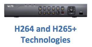 H264 and H265+ Technolgies